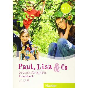 Paul, Lisa & Co A1/2 zeszyt ćwiczeń