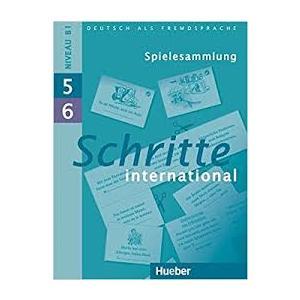 Schritte International 5 und 6. Spielesammlung. Do Części 5-6 Obu Edycji