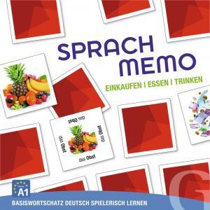 Sprachmemo Deutsch, Einkauf, Essen