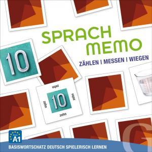 Sprachmemo Deutsch: Zahlen, Messen, Wiegen