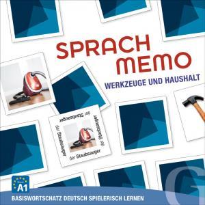 Sprachmemo Deutsch: Werkzeuge und Haushalt