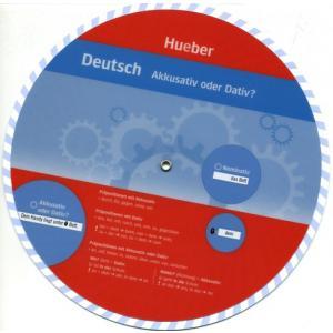 Wheel Deutsch Akkusativ Oder Dativ. Kółko Gramatyczne