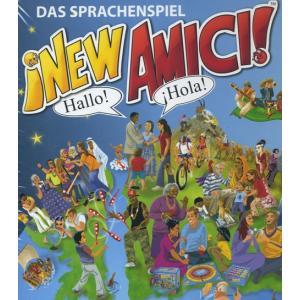 New Amici! Niemiecko-polska gra językowa