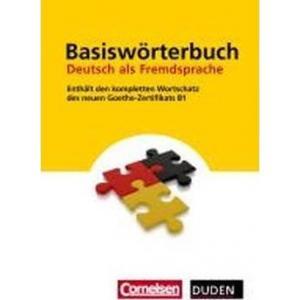 Duden Basiswörterbuch Deutsch als Fremdsprache HB