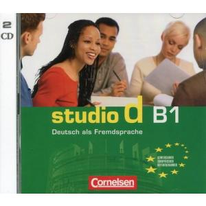 Studio d B1 Audio CD
