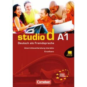 Studio d A1 Unterrichtsmaterial Interaktiv CD