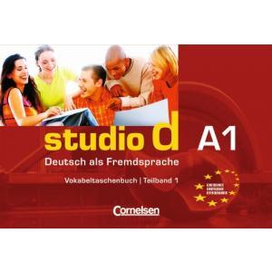 Studio d A1.1 Vokabeltaschenbuch 1-6