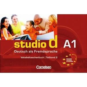 Studio d A1.2 Vokabeltaschenbuch 7-12