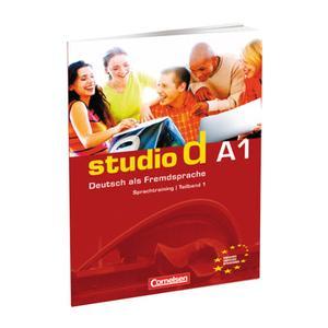 Studio D A1. Sprachtraining. Część 1