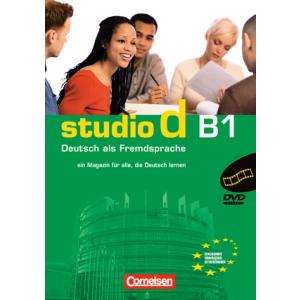 Studio D B1. Płyta DVD
