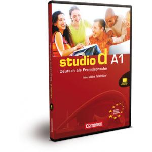 Studio D A1 Interaktive Tafelbilder. Oprogramowanie Tablicy Interaktywnej