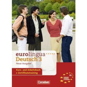 Eurolingua Deutsch Neu 3 KB+AB