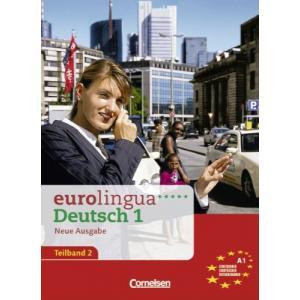Eurolingua Deutsch Neu 1 t.2 KB/AB