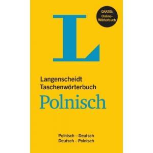 Langenscheidt Taschenwörterbuch Polnisch. Polnisch-Deutsch/Deutsch-Polnisch + Online Wörterbuch