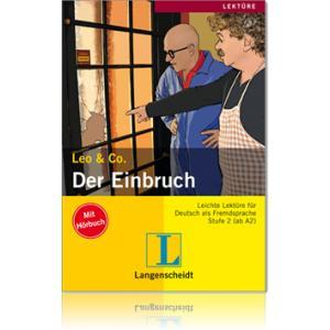Leo & Co. Der Einbruch + CD