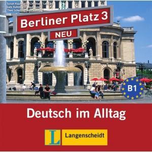 Berliner Platz 3 Neu. Audio CDs (2)