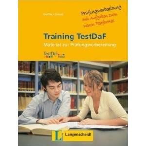 Trainingsbuch TestDaF + CD