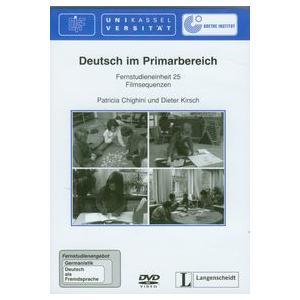 Fernstudieneinheit 25 Deutsch Im Primarbereich   DVD