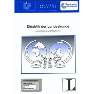 Fernstudieneinheit 31 Didaktik Der Landeskunde