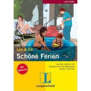 Schöne Ferien Mit CD    Leo & Co. Poziom 2