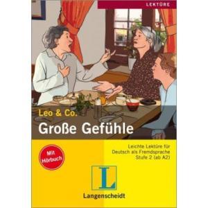 Grosse Gefühle Mit CD   Leo & Co. Poziom 2