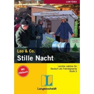 Stille Nacht Mit CD    Leo & Co. Poziom 3