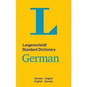 Langenscheidt Standard Dictionary: German