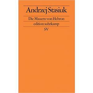 LN Stasiuk, Die Mauren von Heborn /Mury Hebronu/