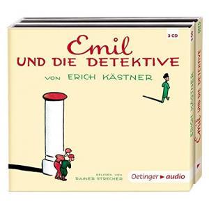 Emil und die Detektive: Ungekürzte Lesung. CD Audio