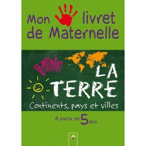 LF Mon livret de maternelle la terre /o kontynentach i krajach/