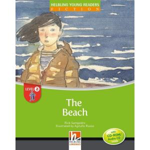 Helbling Young Readers Fiction. The Beach. Level A + CD