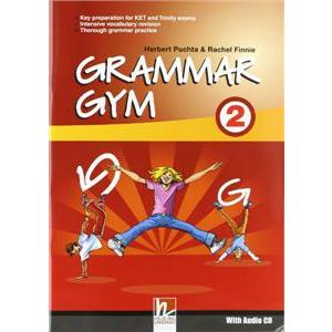 Grammar Gym 2 SB with Audio CD