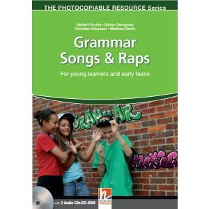 Grammar Songs & Raps SB + Audio CD + CD-ROM