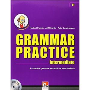 Grammar Practice Intermediate + CD