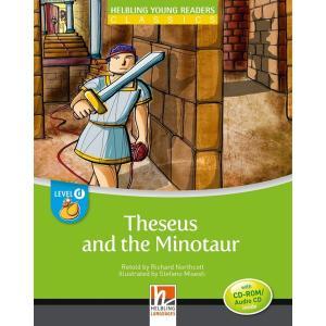 Theseus and the Minotaur + CD-ROM