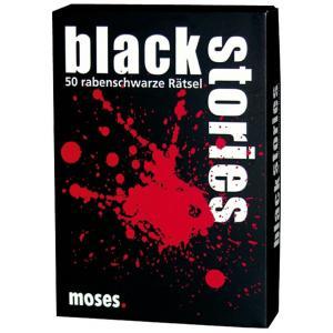 Black Stories (Edycja Niemiecka). Gra Karciana