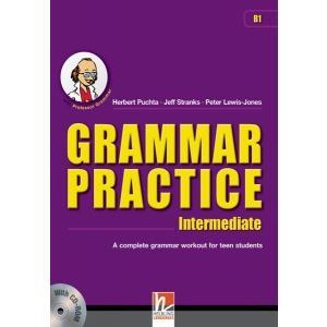 Grammar Practice Intermediate. Książka + Ćwiczenia Online
