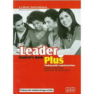 Leader Plus. Język Angielski. Poziom Rozszerzony. Podręcznik i Repetytorium