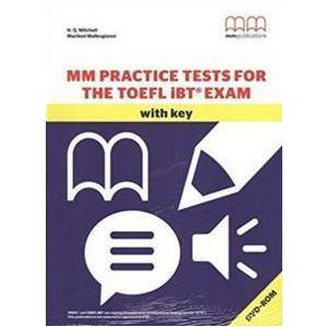 MM Practice Tests for the Toefl iBT Exam z Kluczem