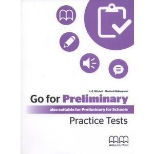 Go For Preliminary. Practice Tests