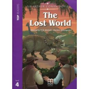 The Lost World. Top Readers + CD