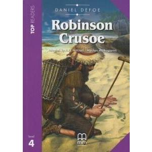 Robinson Crusoe. Top Readers + CD