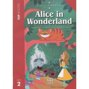 Alice in Wonderland. Top Readers + CD