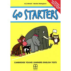 Go Starters. Podręcznik z Testami + CD. Updated for The 2018 Tests