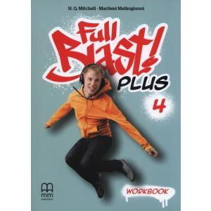 Full Blast Plus 4. Ćwiczenia + CD