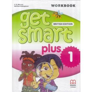 Get Smart Plus 1. Ćwiczenia + CD