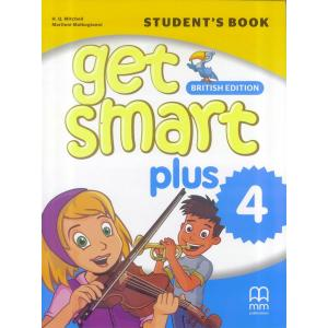 Get Smart Plus 4. Student's Book