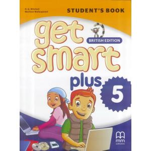 Get Smart Plus 5. Student's Book