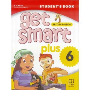 Get Smart Plus 6. Student's Book
