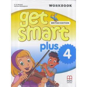 Get Smart Plus 4. Workbook + CD